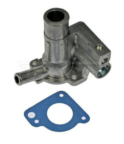 For Escort EXP Lynx Tracer Metal Engine Motor Coolant Thermostat Housing Dorman