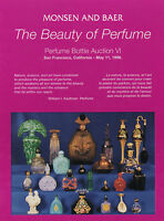 Monsen & Baer Perfume Bottle Catalog 6 - The Beauty Of Perfume