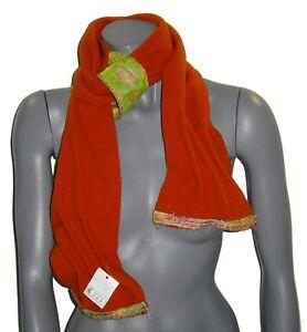 3d4e8db5cc67 ECHARPE femme RUE du BAG fabriquée en France polaire rouge   vert ...