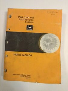 JOHN-DEERE-310E-310SE-315SE-BACKHOE-LOADER-PARTS-MANUAL-BOOK-CATALOG-PC2321OEM