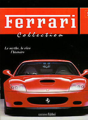 Broschüre Fabbri Bis N°2 Revue Collection Ferrari 312 P-p/b F50 500 F2 Save 50-70% Other Vehicles Diecast & Toy Vehicles