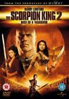 Randy Couture Scorpion King 2 Rise of a Warrior 2008 Sequel UK DVD