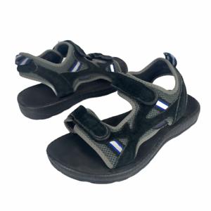 OP-Ocean-Pacific-Sandals-Mens-Size-8-US-Beach-Hiking-Black-Mojave-Skid-Resistant