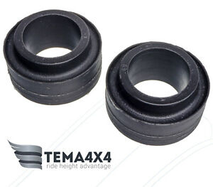 Rear coil spacers 40mm for Ford FOCUS 3, FUSION Lift Kit