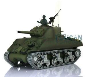 HengLong 1//16 3898 U.S Sherman M4A3 RC Tank Metal Main Gun Refitted Fury Barrel