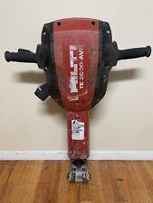 Hilti Te 3000 Avr Electric Concrete Demolition Breaker Jack Hammer For Parts