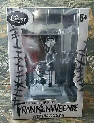 Disney Frankenweenie Test Prototype Figures Signed Funko Brian Mariotti 3 Of 12 Ebay