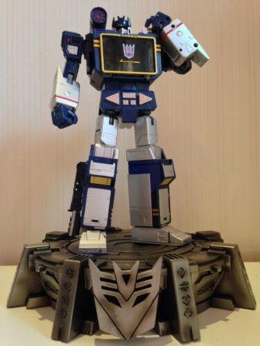 Figure Stand Optimus Prime 3A Platform Base Boys Gifts