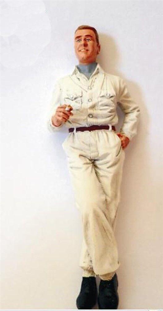 LeMans Miniatures 1 18 Figurine Figurine Figurine 1930's Generic Nigel Driver Figurine b03fdf