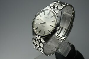 Vintage-1968-JAPAN-SEIKO-SKYLINER-6100-8000-21Jewels-Hand-winding