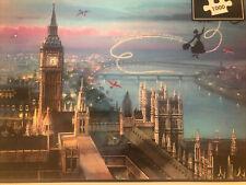 Brand New * M/&s Disney Mary Poppins London Skyline 1000 Piece Jigsaw Puzzle