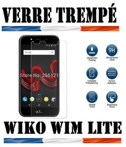 Pack-Film-Verre-Trempe-Protecteur-Protection-pour-Wiko-Wim-Lite-4G-5-0-pouces