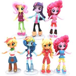 7-My-Little-Pony-Equestria-Girls-Action-Figures-Dolls-Play-Toy-Cake-Topper-Decor