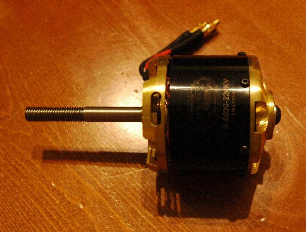 Scorpion S5030-220KV F3A Brushless Motor
