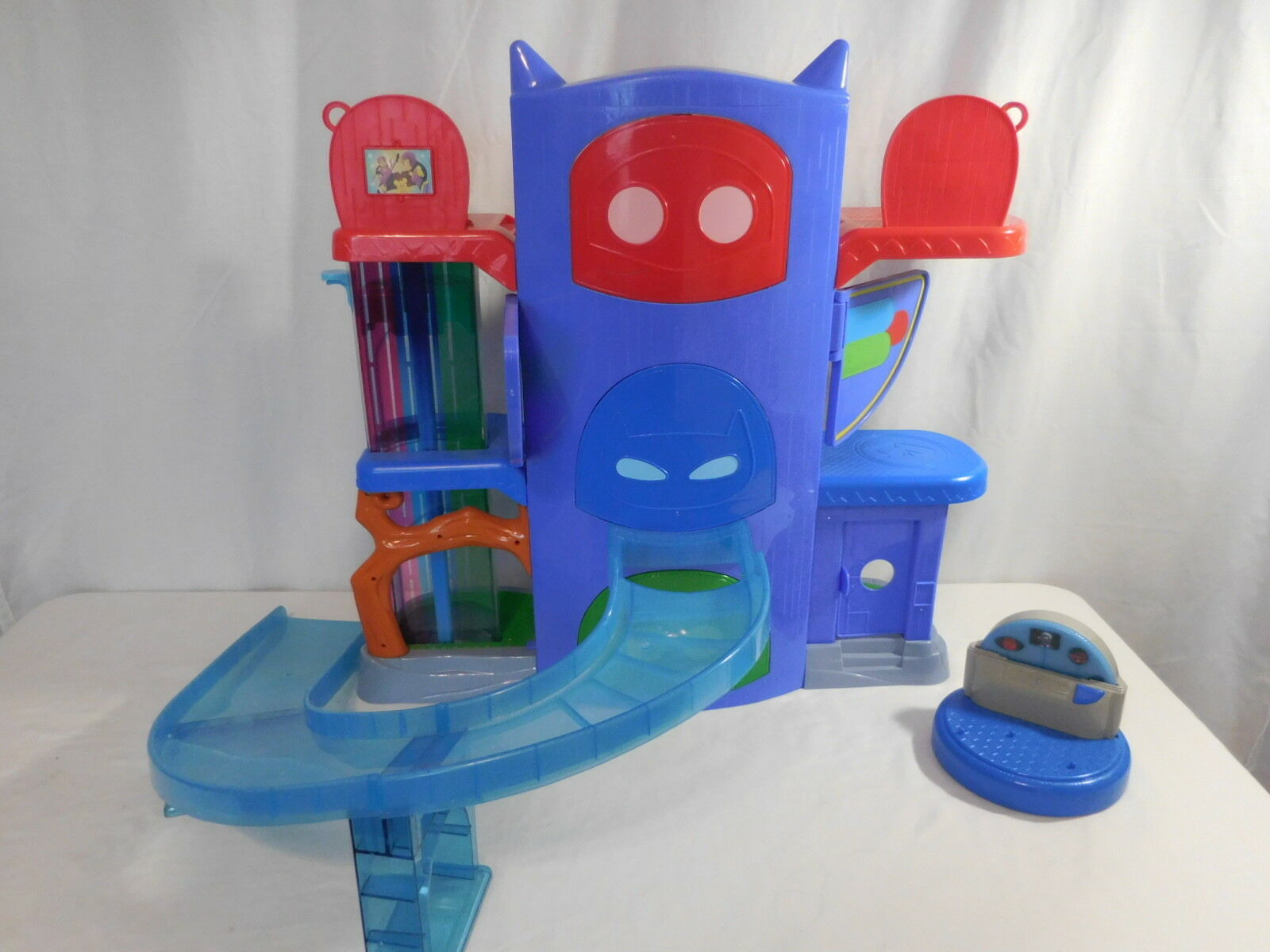 Deluxe PJ Masks Headquarters PlaySet Toy PJ Mask