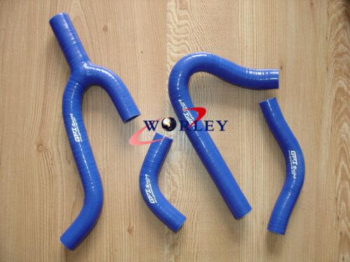 FOR KTM 250MXC 250 MXC 1998-2002 98 99 00 01 02 silicone radiator hose ORANGE