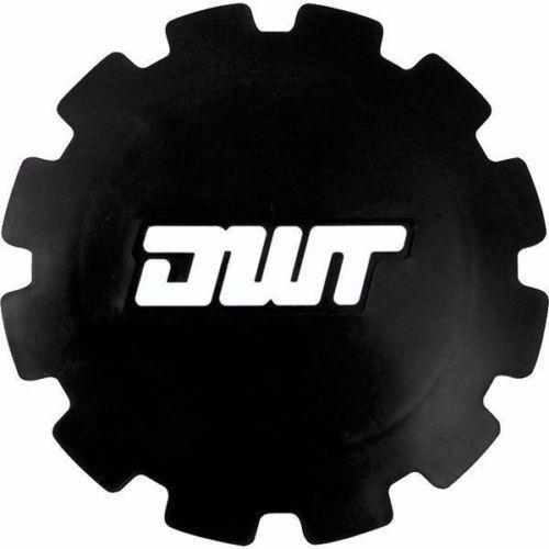 "2 Black//White 310-22N-IW Qty DWT 10/"" Bead Lock Mud Plugs//Cover"