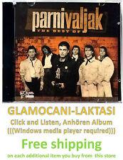 CD PARNI VALJAK - THE BEST OF compilation 2013 Rock Serbian, Bosnian Croatia