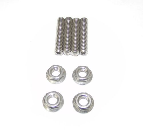 HOLLEY STAINLESS STEEL CARB STUD KIT NEW