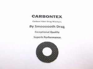 3 DAIWA REEL PART Fuego LT 4000D-C Smooth Drag Carbontex Drag Washers #SDD175