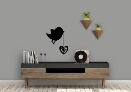 Dream Catcher Bird Inspired Design Animal Decor Wall Art Decal Vinyl Sticker