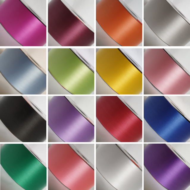 add 3 to basket 6 Meters Poly Ribbon 2inch//48mm Wide Craft Gift Wedding Car Venue 20 Colours BUY 2 GET 1 FREE