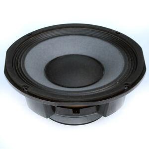 "10"" 8 Ohm 400 W Cast Frame Eminence SWR Woofer Midbass Bass Guitar Speaker USA"