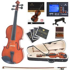 Cecilio-4-4-CVN-100-Student-Violin-Book-Audio-Video-Tuner-Case