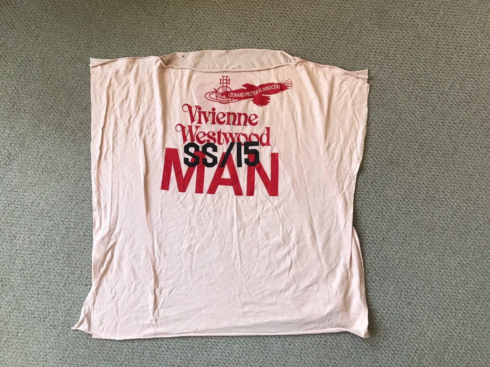2015 Vivienne Westwood Man's Teeshirt
