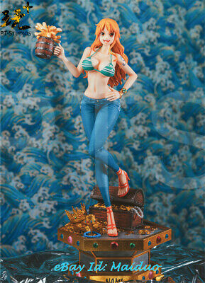 Green Leaf Studios Nami One Piece 1/4 Scale Resin Statue