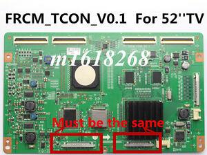T-Con-Board-FRCM-TCON-V0-1-Samsung-LN52A850-LN52A630M1FXZA-LN52A750R1-For-52-039-039-TV