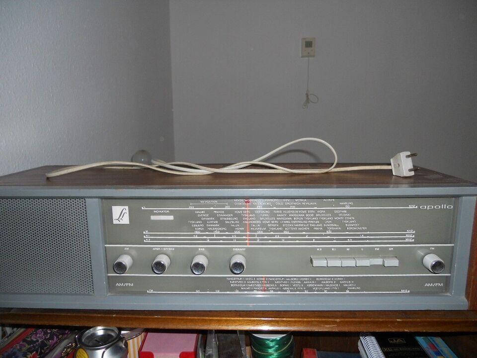Radio, LL Apollo