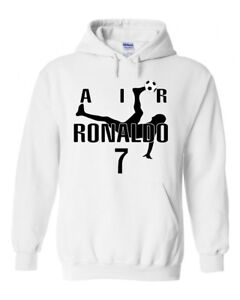 hot sale online 7940a 9ed4c Details about WHITE Cristiano Ronaldo Juventus