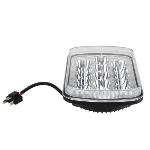 "2xLED Headlight 7x6/""Sealed Hi Low Beam lamp for GMC Savana 3500 Sierra 3500 2500"