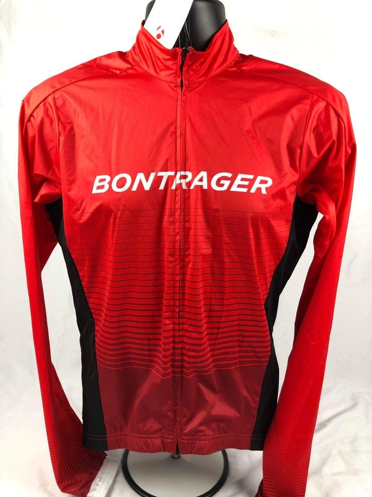 Bontrager Specter Windshell Chaqueta Tamaño  Mediano Rojo (3h)  Envío y cambio gratis.