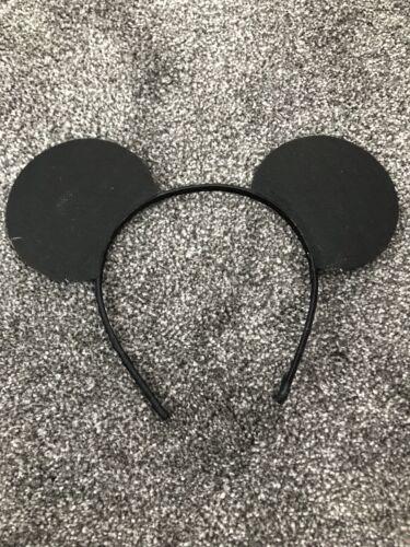 Mickey Mouse Ears Headband Dress Up Fancy Dress