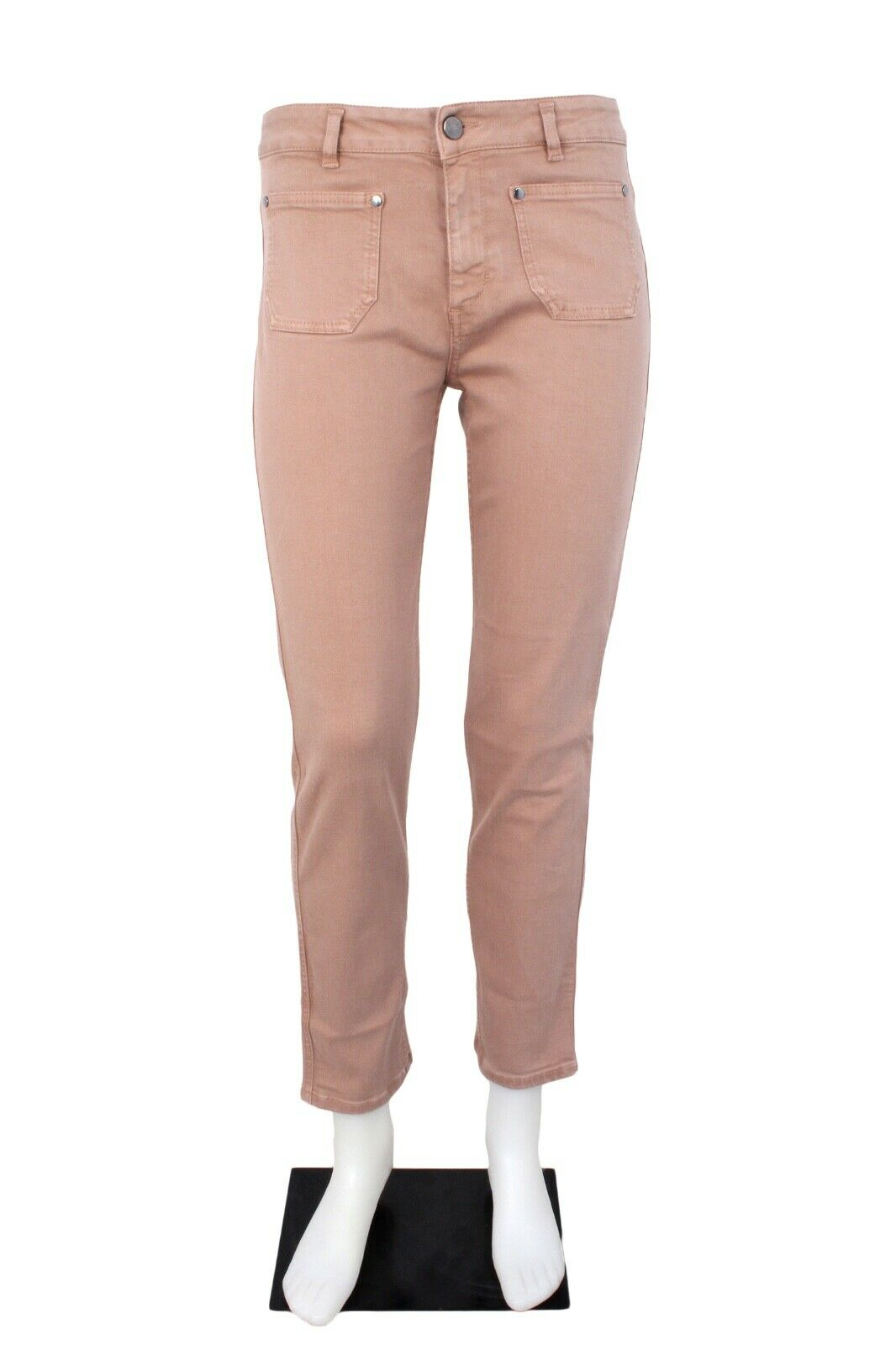 Dgoldthee Schumacher - CASUAL COOLNESS  PANTS  - Nude - NEW