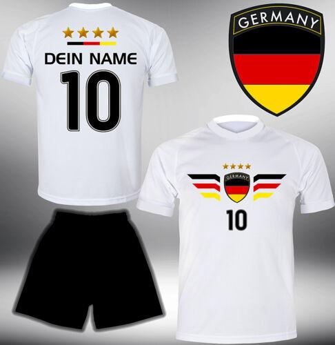Stuttgart Fussball Trikot Set mit WUNSCH NAMEN z.B.Aufschrift Stuttgart #/<-Fr