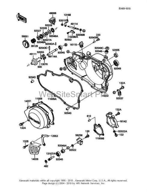 Yamaha Banshee Carburetor Diagram