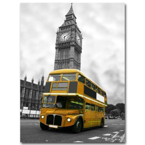 London City Landscape Canvas Poster Black White Art Prints Modern Home Decor