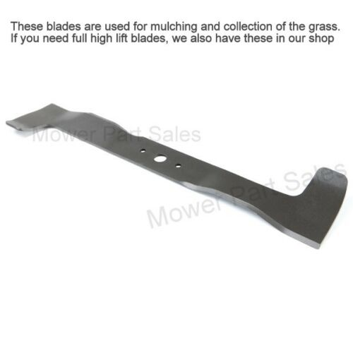 Genuine Set Combi Mulch Blades Castel Garden TC102 TCP102 TCR102 TCX102 XT220HD