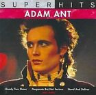 Super Hits by Adam ANT CD 886970549226