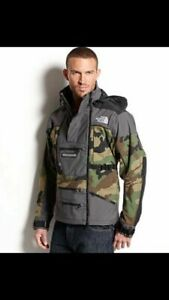 a7b92481c Details about The North Face Steep Tech Men Jacket Camo Macy's Exclusive  New No Tags Size S