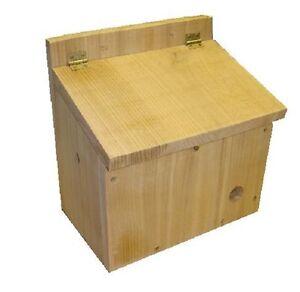 BUMBLE-BEE-BOX-BEE-NESTER-BEE-HOUSE-PREMIUM-QUALITY-CEDAR-BEE-HABITAT