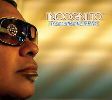 Transatlantic R.P.M. [Digipak] by Incognito (CD, Jul-2010, Shanachie)