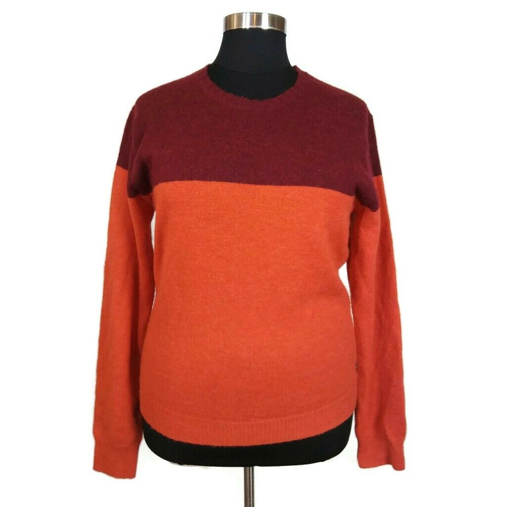 09566a97b Long Sweater Knit Sleeve orange SODA & SCOTCH XXL gwmyb78737101 ...
