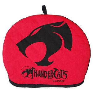 Thundercats LOGO cubre tetera cubierta de Cocina Tetera Niños Regalo de TV dibujos animados retro cobarde