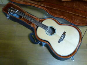 Aria Meister MSG-05 N Series 6 Strings Natural Acoustic Guitar with Hard Case