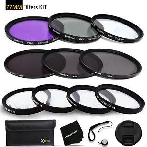77mm-Filters-Kit-f-Nikon-AF-S-NIKKOR-200mm-f-2G-ED-VR-II-Lens
