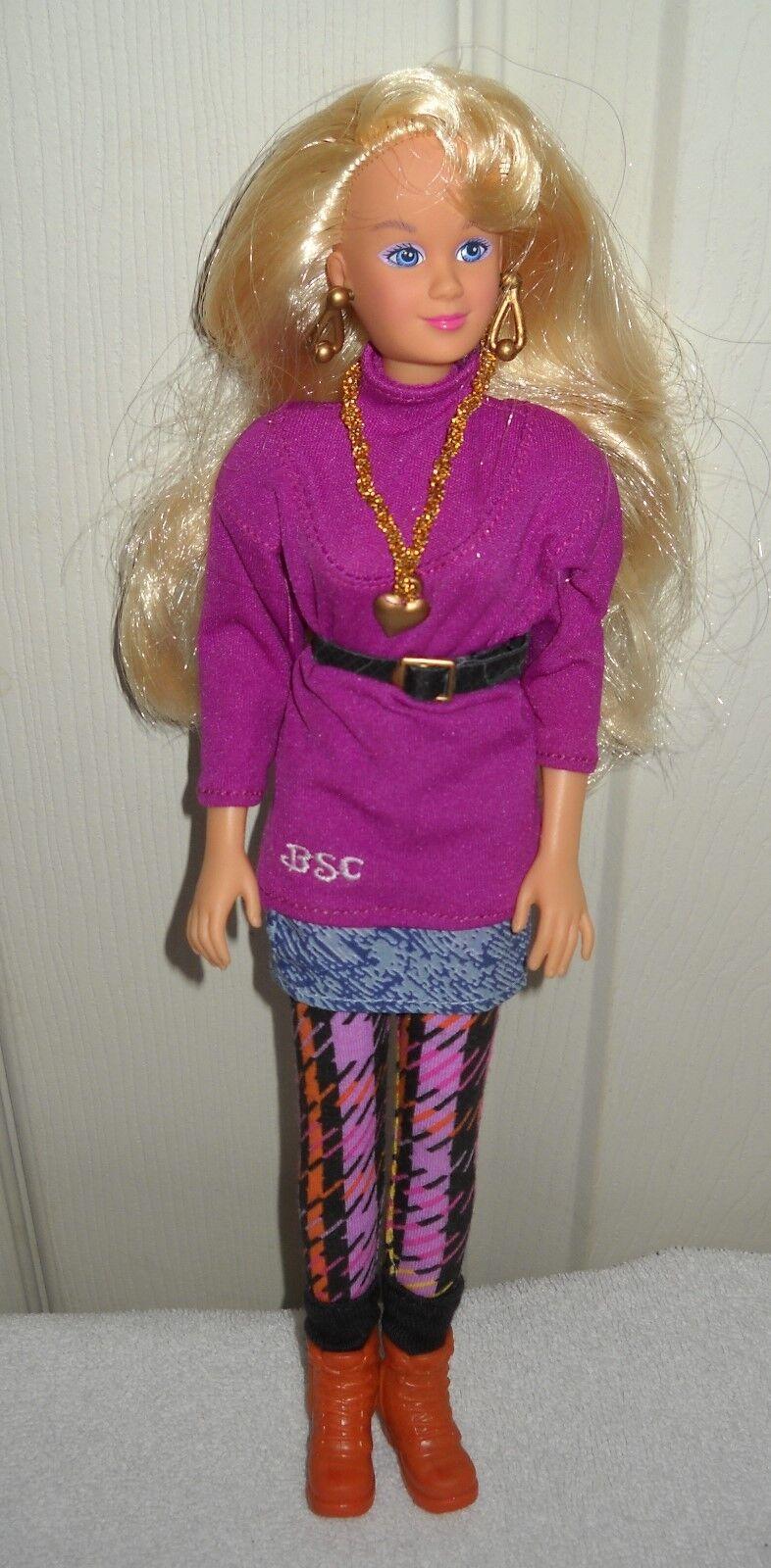 Nueva Muñeca muestra niñeras Club Stacey McGill